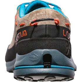 La Sportiva M's TX2 Leather Shoes Falcon Brown/Tangerine